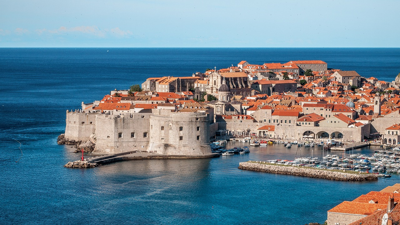 How to Get to Dubrovnik from Split