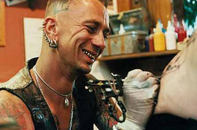Famous Celebrities and Their Famous Tattoos