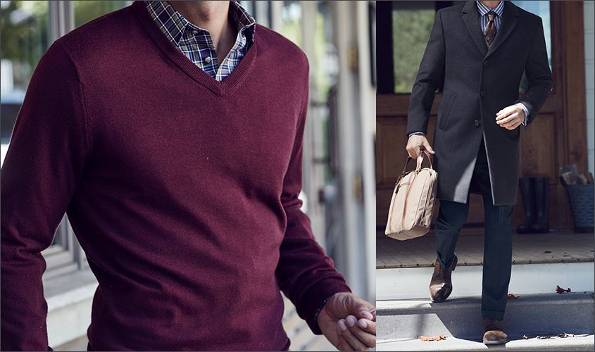 Popular And Discounted Men's Apparel