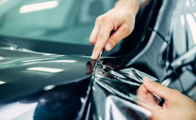 Protect Your Car from Dust, Rain, Chemical or UV Rays With Paint Protection Coat or Film