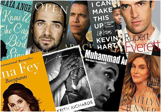 Here Are The Best Celebrity Biographies And Memories