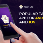 Most Popular Tarot App for Android & i-phone: Tarot Life