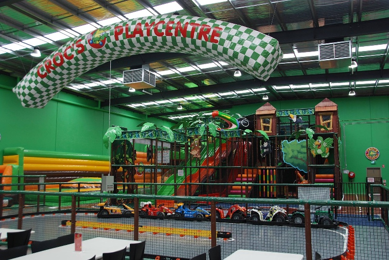 Croc's Playcentre: Promoting Free Play
