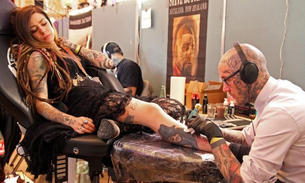 What Makes Traditional Tattoos Studios the Best from All
