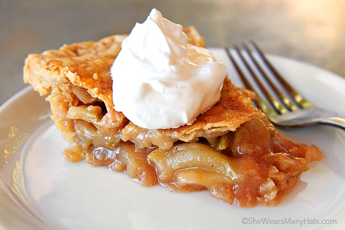 As American As Apple Pie: A Tasty Perspective of An Iconic Dessert