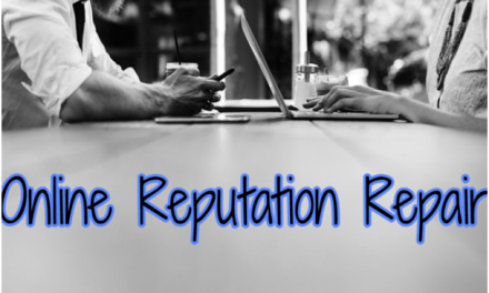 Reputation Repair Services – Check Important Details Here